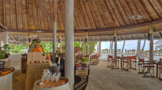 Gili Lankanfushi Kashiveli Restaurant