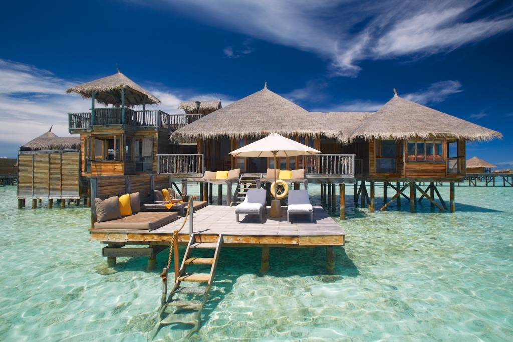 Gili Lankanfushi Maldives | Top Luxury Resort in Maldives video