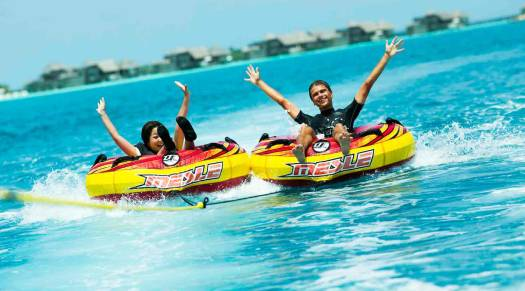 Water Sports at Gili Lankanfushi